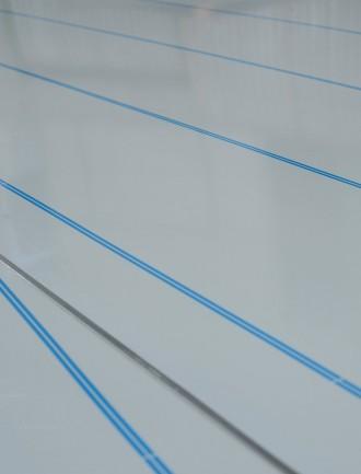 Tôle Inox 304 2B+PVC